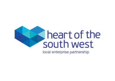 Heart of the South West LEP Growth Hub Logo