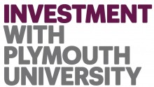 Investment with Plymouth University logo
